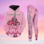 We Wear Pink Pumpkin Legging and Hoodie Set - TG0721QA