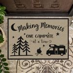 Making Memories One Campsite At A Time 01 Doormat - TG0821QA