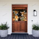 Cattle Family 2 Door Cover - TG0821DT