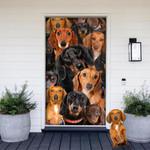 Dachshunds Door Cover - TG0821DT