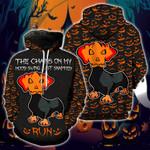 Halloween Dachshund Hoodie - PD0921DT