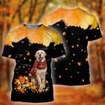 Labrador In Autumn TShirt and Hoodie - TG0921QA