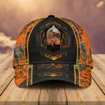Orange Deers Silhouette Classic Cap - TG0921QA