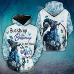 Blue Witch Butterfly TShirt and Hoodie - TG0921HN