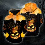 Roll Witch Crazy Cat Witch Halloween Hoodie - NH0921QA