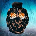 Hands With Pumpkin TShirt and Hoodie - TG0921HN