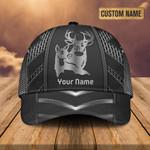 Personalized Buck Doe Hunting Classic Cap - TG0921HN