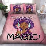 Black girl magic Bedding Set - PD0921TA