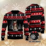 It's the most wonderful time of the year Wool Sweater - PD1021QA
