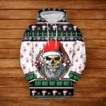 Skull Candy Christmas TShirt and Hoodie - NH0921QA