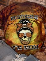 Can't Scare Me I'm Mom Halloween TShirt and Hoodie - NH0921DT