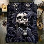 Dark Skull Bedding Set
