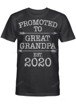 Promoted To Great Grandpa est 2020