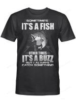 Sometimes It's A Fish
