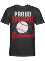 Proud Baseball Grandma