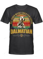Love Dog Dalmatian