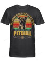 Love Dog Pitbull