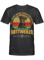 Love Dog Rottweiler