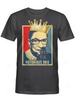Vintage Notorious RBG tshirt Ruth Bader Ginsburg court
