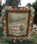 Adventurer Camping CLT1810002H Quilt Blanket