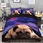 Pug Galaxy GS-CL-ML0403 Bedding Set