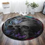 Horror Skull GS-CL-DT2904 Round Carpet