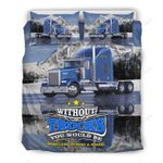 Black Kenworth GS-CL-DT0104 Bedding Set