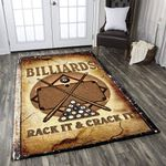 Billiard Rack It And Crack It GS-CL-DT2204 Rug