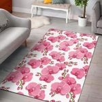 Orchid Pink Pattern GS-CL-LD2504 Rug
