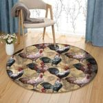 Rooster GS-CL-LD1405 Round Carpet
