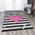 A Big Heart For You GS-CL-LD1411 Rug
