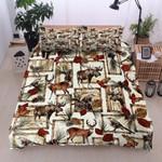 Moose Deer GS-CL-LD2506 Bedding Set