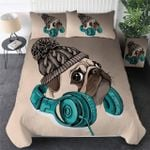 Hippie Pug GS-CL-DT0701 Bedding Set