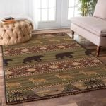 Bear And Deer GS-CL-DT2204 Rug