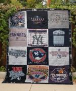 Yankees GS-CL-DT0207 Quilt Blanket