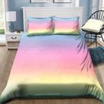 Ombre Watercolor Rainbow Big Kids GS-CL-LD1610 Bedding Set