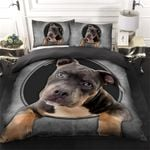 Pitbull Cute GS-CL-ML2704 Bedding Set