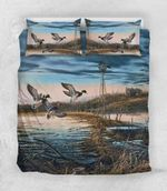 Hunting Duck GS-CL-DT2004 Bedding Set