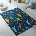 Dinosaurs Pattern GS-CL-NT0607 Rug