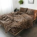 Leopard Pattern GS-CL-DD2407 Bedding Set