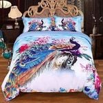 Peacock Peony GS-CL-DT1706 Bedding Set