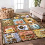 Coffee Cup 1 GS-CL-DT2304 Rug