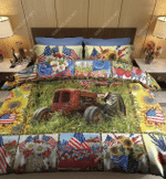 Farmers Love Their Country DTC1411923 Bedding Set