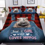 Hippos DTC1611779 Bedding Set