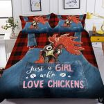 Rooster DTC1611745 Bedding Set