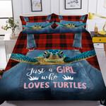 Turtle DTC1611717 Bedding Set
