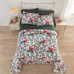 Cardinal Christmas MMC1611253 Bedding Set