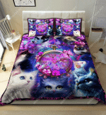 Time Is Flying Cats DTC2111905 Bedding Set