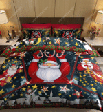 Santa Claus Sending Happiness To Us DTC2111912 Bedding Set