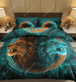 The Strength Of Lion DTC2111906 Bedding Set